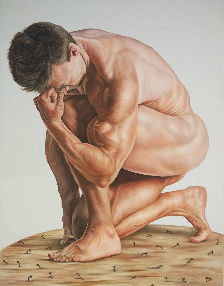 Seleccionado en el 53 Premio Reina Sofía de Pintura y Escultura 2018. Madrid, España.